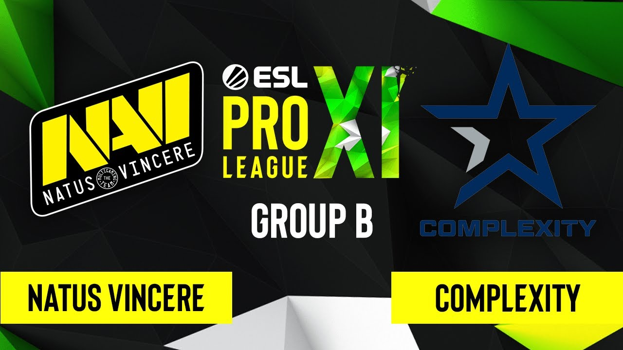 Natus Vincere vs. Complexity Gaming