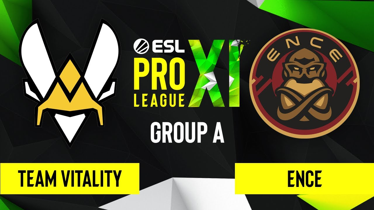 Team Vitality vs. ENCE (March 18, 2020)