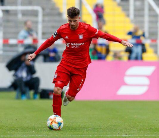 1.FC Magdeburg vs FC Bayern Munich II