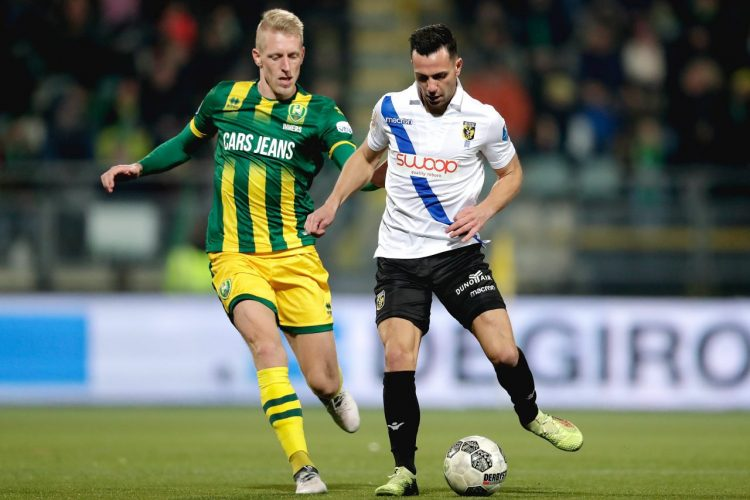 ADO Den Haag - Vitesse Arnheim Soccer Prediction