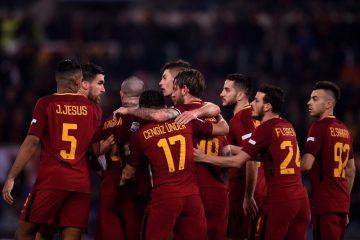 AS Roma - Sahtior Donetk Champions League