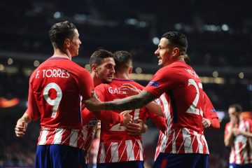 Soccer Prediction Atletico Madrid - Sporting Lisbon