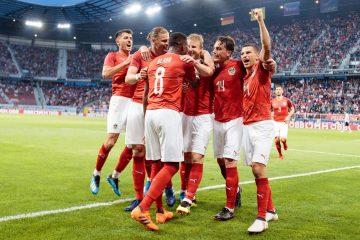 Austria - Brazil Betting prediction