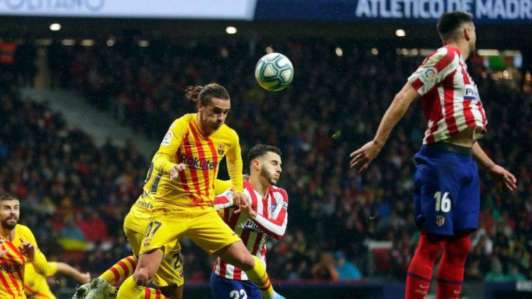Barcelona vs Atletico Madrid Soccer Betting Tips