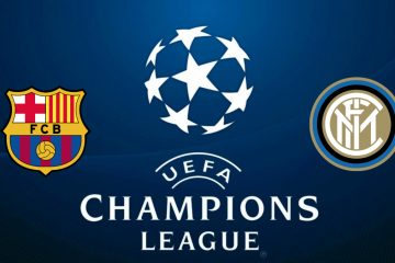 Champions League Barcelona vs Inter