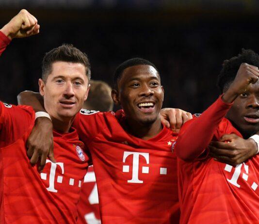 Bayern Munich vs Eintracht Frankfurt Free Betting Tips