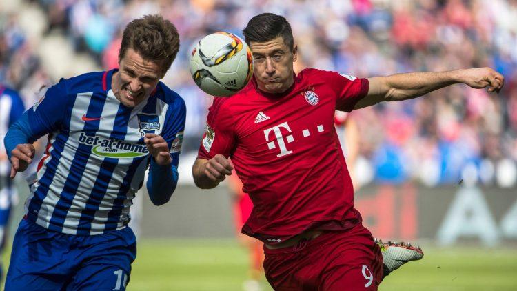 Bayern Munich vs Hertha BSC Soccer Betting Tips