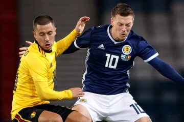 Belgium vs Scotland Betting Tips