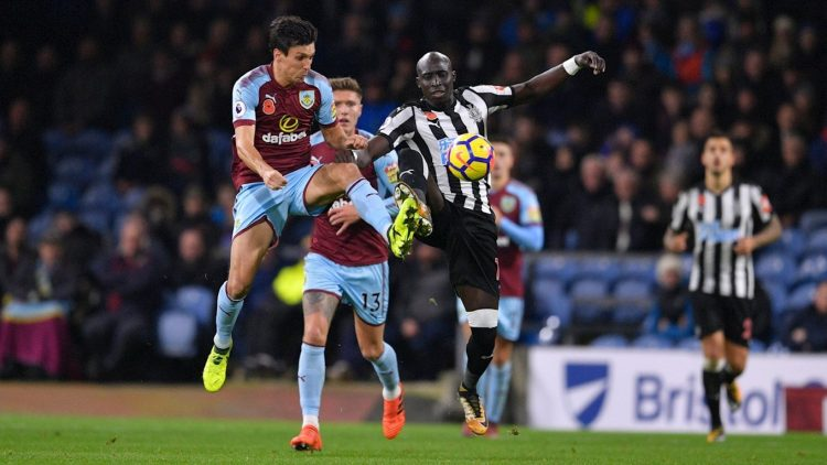 Burnley vs Newcastle Premier League