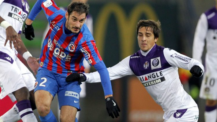 Caen - Toulouse Soccer Prediction