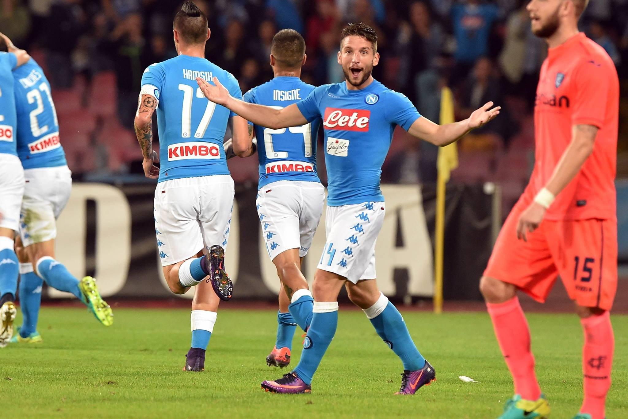 Cagliari - Napoli Soccer Prediction