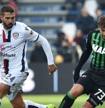Cagliari vs Sassuolo Soccer Betting Tips