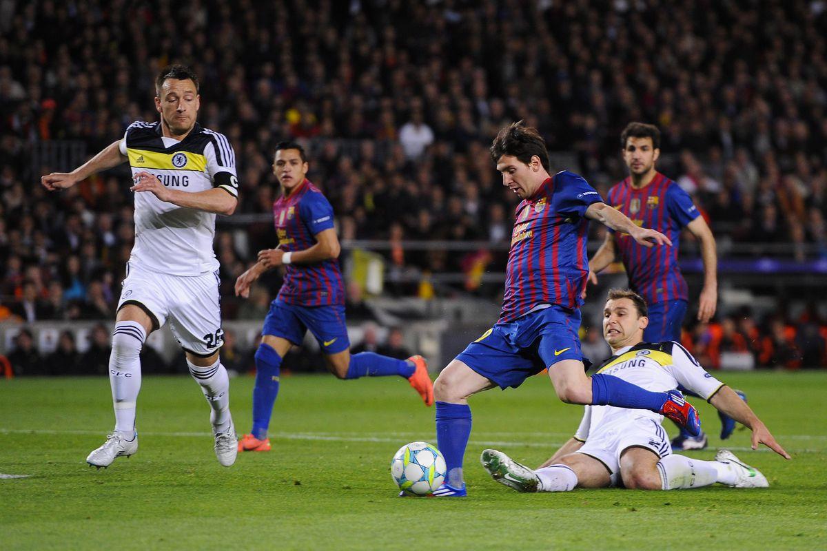 UEFA Chelsea – Barcelona