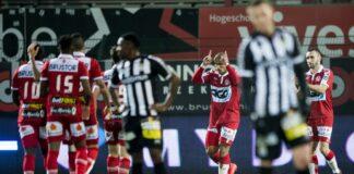 Courtrai - Charleroi Soccer Prediction