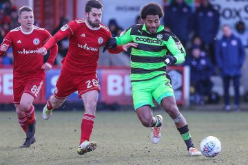 Crewe - Forest Green Betting Prediction