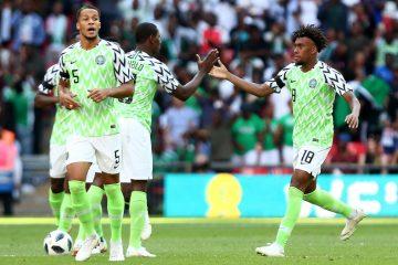 Czech Republic - Nigeria Soccer prediction