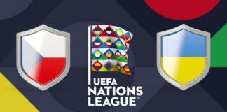 UEFA Nations League Czech Republic vs Ukraine
