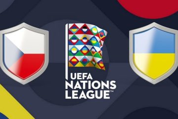 UEFA Nations League Czech Republic vs Ukraine