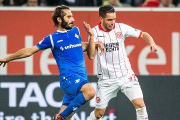 Darmstadt - Dusseldorf Soccer Prediction