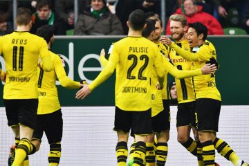 Dortmund vs. Werder Bremen Football Prediction