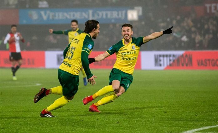 Feyenoord Rotterdam vs Fortuna Sittard Betting Tips