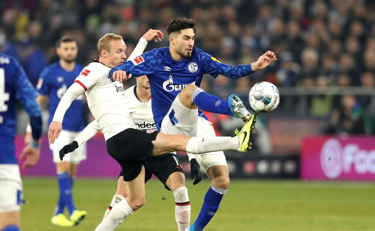 Frankfurt Schalke