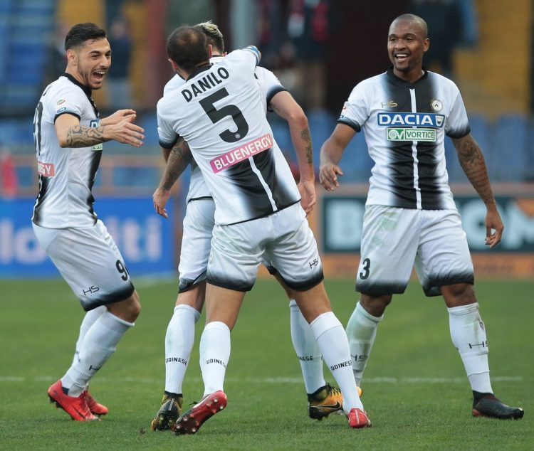 Football Prediction Genoa vs Udinese