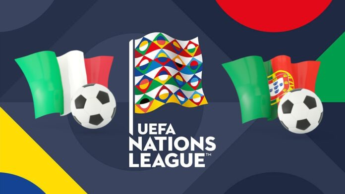 UEFA Nations League Italy vs Portugal
