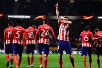 Lok. Moscova – Atletico Madrid UEFA Europa League