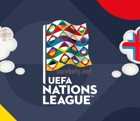 Malta vs Faroe Islands UEFA Nations League