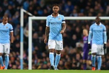Manchester City vs Everton Premier League