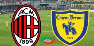 Betitng Tips Milan vs Chievo
