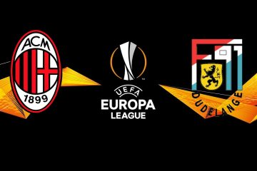 Milan vs Dudelange Europa League