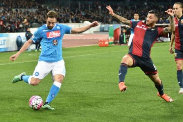 Napoli - Genoa Soccer Prediction