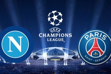 Champions League Napoli vs PSG