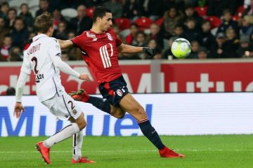 Nice – Lille Soccer Prediction
