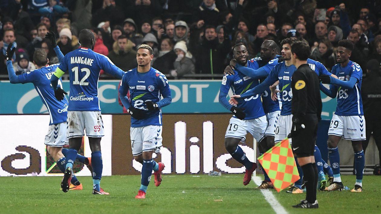 PSG - Strasbourg soccer prediction