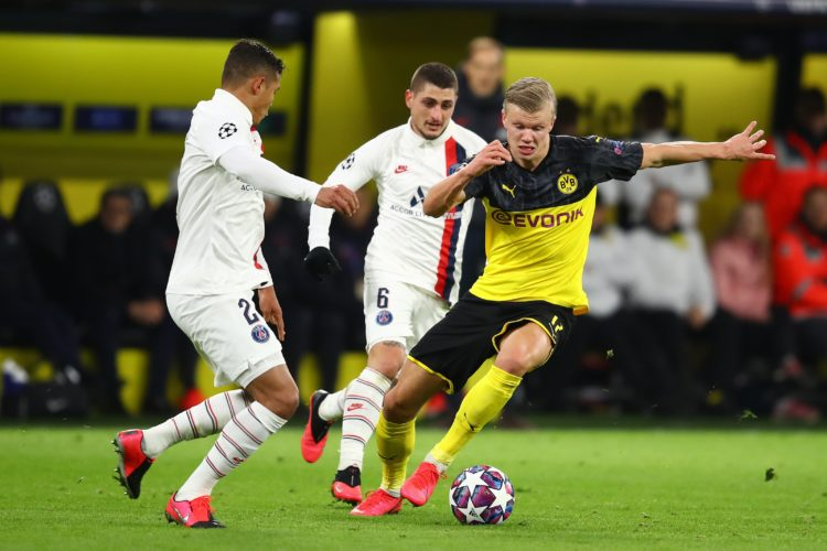PSG vs Borussia Dortmund Soccer Betting Tips