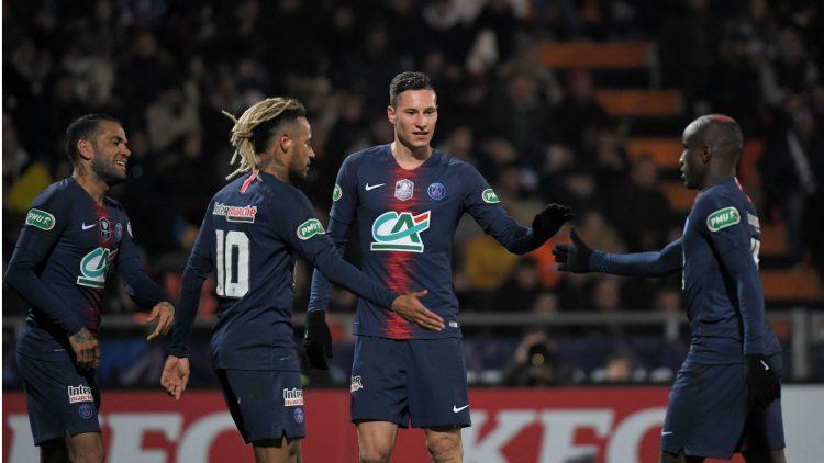 PSG vs Guingamp Betting Tips
