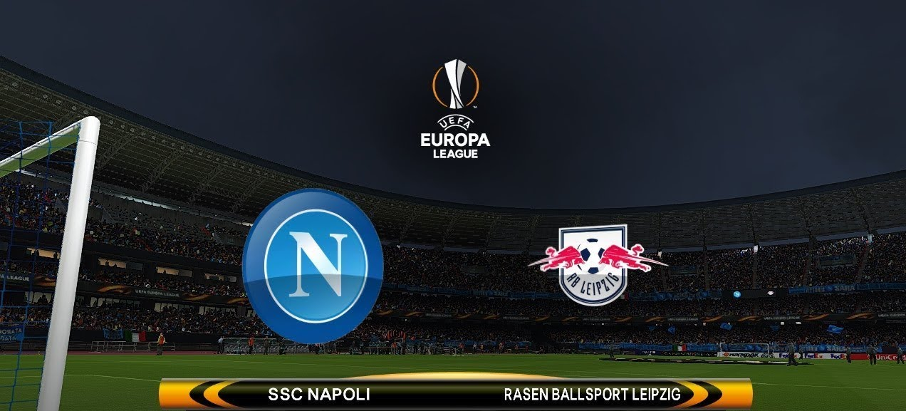 RB Leipzig – Napoli UEFA Europa League