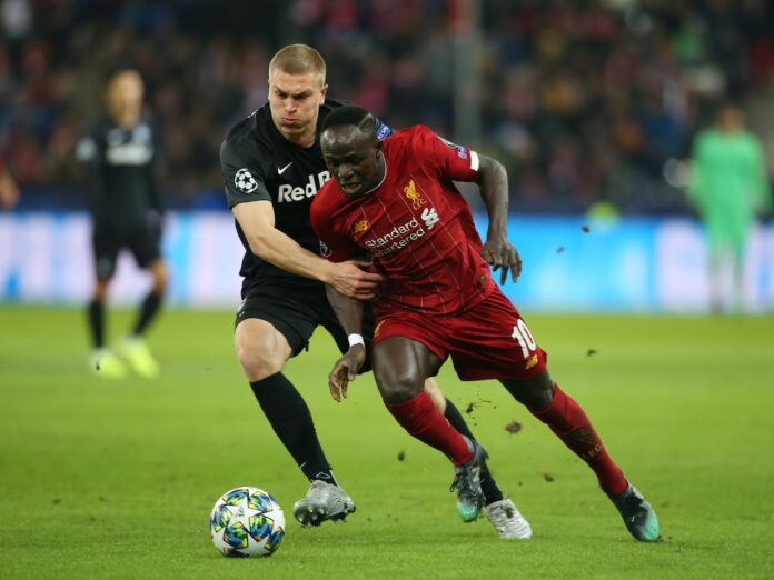 RB Salzburg FC vs Liverpool FC Soccer Betting Tips