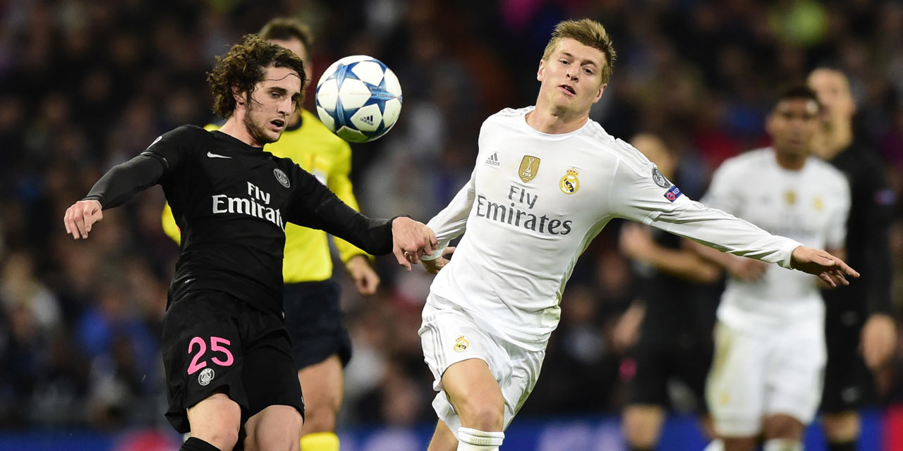 REAL MADRID - PSG betting prediction