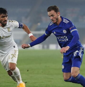 SC Braga vs Leicester Soccer Betting Tips - Europa League