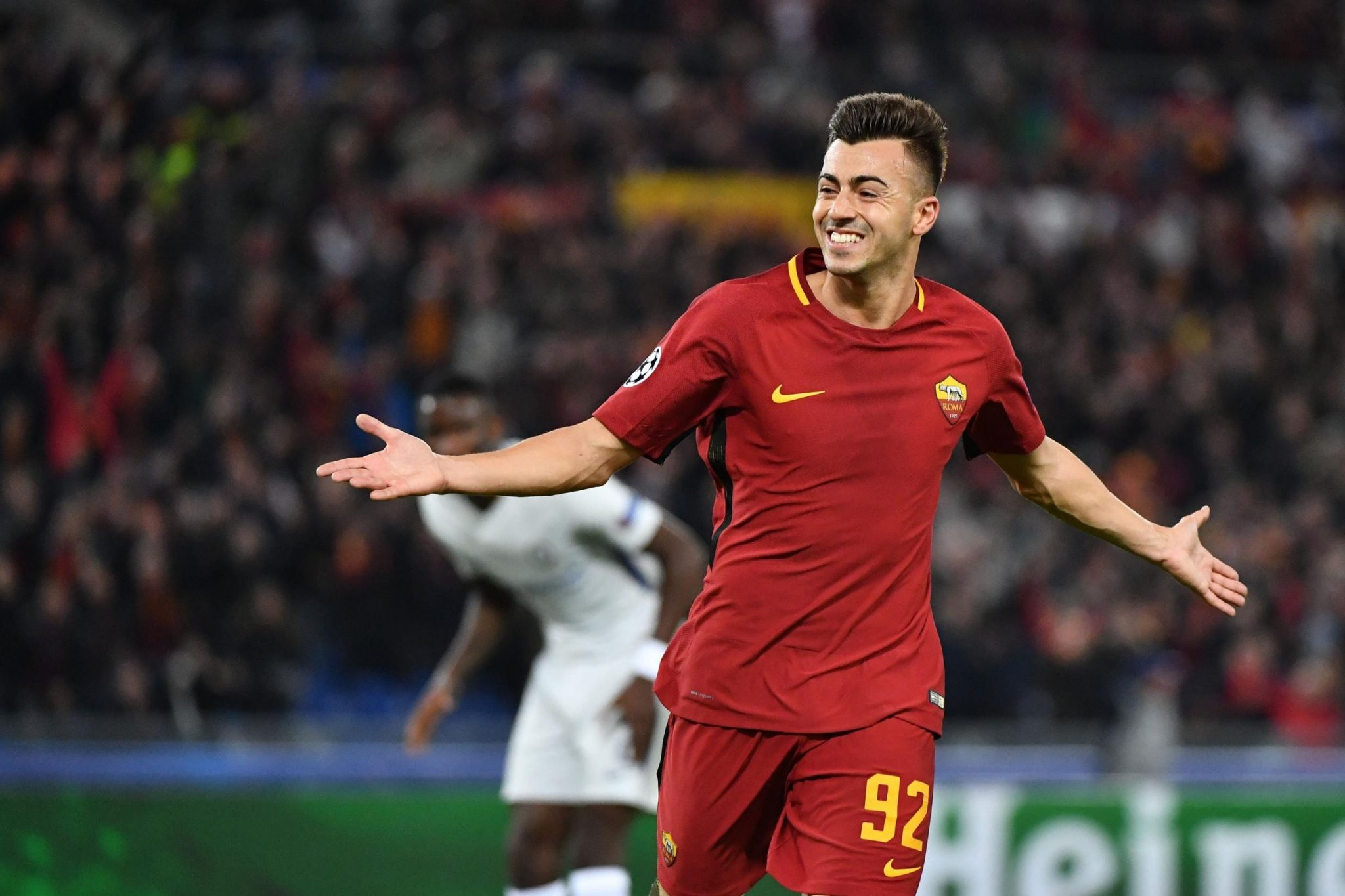 Sahtior Donetk – AS Roma – UEFA Champions League
