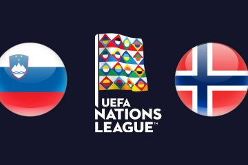 UEFA Nations League Slovenia vs Norway