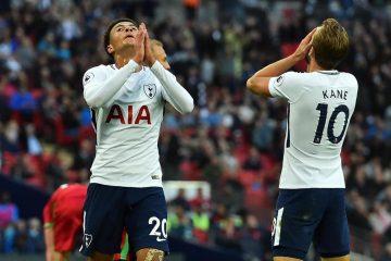 Soccer Prediction Swansea - Tottenham