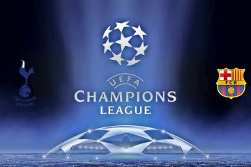Champions League Tottenham vs Barcelona