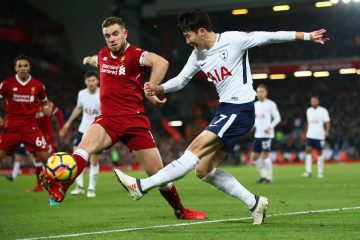 Tottenham vs Liverpool Football Betting Tips