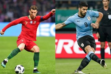 World Cup Prediction Uruguay - Portugal