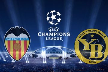 Valencia CF vs Young Boys Champions League